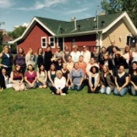Green Stream training group 2016