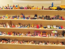 play therapy room figurines