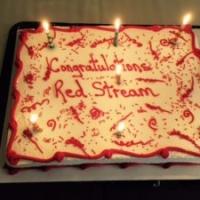 Red Stream training 2016