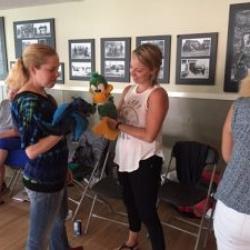 Green Stream 2017 puppet-play