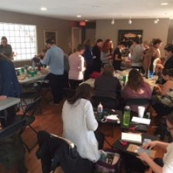 Green Stream fall 2017 work and play