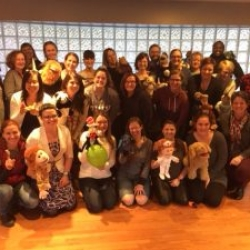 Green Stream fall 2017 puppetry