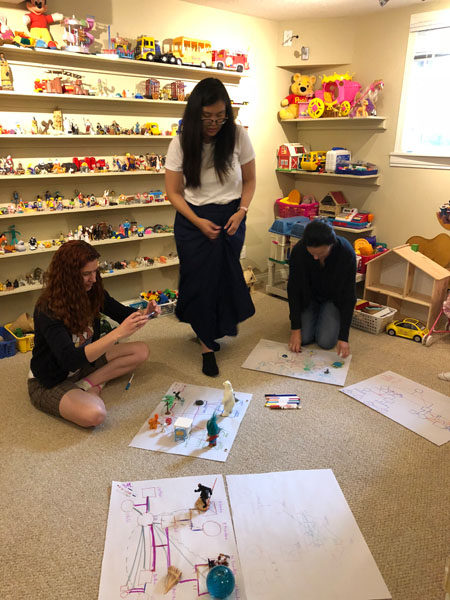 playroom activities